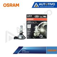 Lampu Mobil LED Osram H4 Head Lights Lampu Utama 6000K Made In Italy