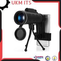 Lensa Tele Zoom HD 40X60 untuk Smartphone - Premium