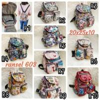 Tas gemblok thailand / Backpack / tas kanvas ransel