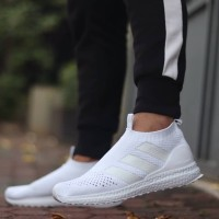 Sepatu Adidas Ultraboost Ace 16+ / Slip On Ultra boost / Pria Wanita