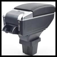Best Seller Armrest Console Arm Rest Double Layer 7 Usb Chevrolet Trax