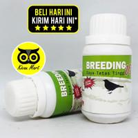VITAMIN OBAT BREEDING TERNAK BURUNG LOVEBIRD MURAI BREEDING VIT GOC