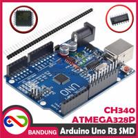 ARDUINO UNO R3 ATMEGA328P SMD CH340 ATMEGA328P-PU