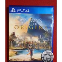 kaset game bd ps4 ps 4 assassin creed origins ac bekas playstation