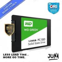 WD SSD 120GB Green Western Digital WDC 120 GB 2.5in SATA HDD Hardisk