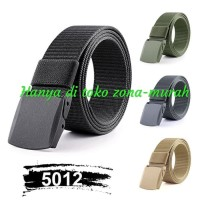 Ikat Pinggang Taktis 5012/ Sabuk Gesper Tactical Belt Import Anti XRay