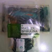 Kapsul Masker Spirulina dan Diet (food grade) Paket Hemat isi 100 kaps
