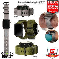 Strap Apple Watch Series 4 3 2 1 UAG Nato Apple Watch 44 42 40 38 mm