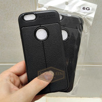 iPhone 6 , 6S Case Auto Focus Leather Softcase Autofocus Case