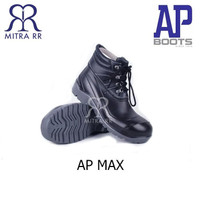 Sepatu Safety AP MAX AP Boots Low Safety Boot Sepatu Pria Outdoor