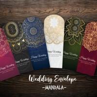 amplop wedding amplop nikahan angpao wedding amplop mandala