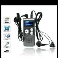 Portable Digital Audio Voice Recorder Recording USB Alat rekam Suara