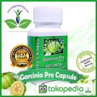 Pelangsing Green World Slimming Capsule Bagus Menurunkan Berat Badan