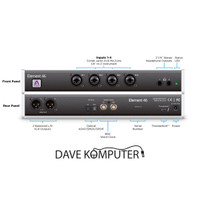 Apogee Element 46 - 12x14 Thunderbolt Audio Interface