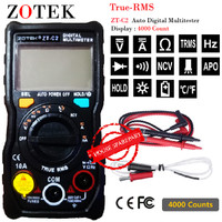Zotek ZT-C2 Avometer Digital Multitester Digital Original AC/DC