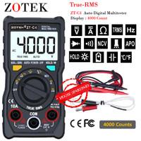 Zotek ZT-C4 Avometer Digital Multitester Digital Original AC/DC