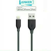 Kabel Data Anker PowerLine iPhone Lightning Usb 3ft / 0.9m High Speed
