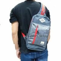 Tas sling bag premium crossbody Tas selempang Tas pria