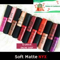 NYX soft matte lip cream - NYX SMLC ORI Lipstik Ombre