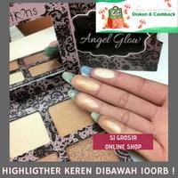 BEAUTY CREATION Angel Glow Highlighter Palette - Highlighter makeup