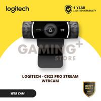 Logitech Web Cam HD Pro C922 / C 922