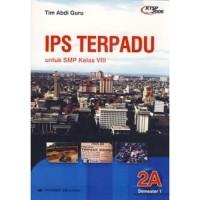 Buku IPS TERPADU KELAS 8 A SMP KTSP 2006 ERLANGGA TIM ABDI GURU
