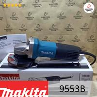 9553B / 9553 B Makita Mesin Gerinda Tangan Angle Grinder 4