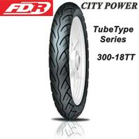 Ban Luar Federal FDR 90/90-18 300-18 90/90 300 Ring 18 GL City Power