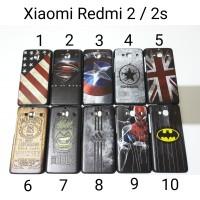 Hardcase Xiaomi Redmi 2 back hard Case Casing Hardcase Backcase 2s