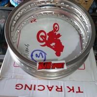 Velg TK japan 160-14 dan 185-14. velg TK ring 14 sepasang