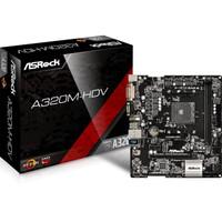 MotherBoard ASROCK A320M HDV AMD Socket AM4 A320M Ryzen Series DDR4