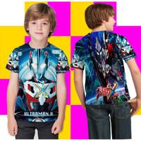 TERBARU kaos / baju / anak custom Ultraman X