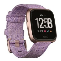 Fitbit Versa Special Edition Lavender Woven - Smartwatch