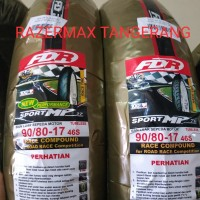 Ban FDR Soft Compound MP 76 MP 27 MP 57 Sport XR XT 90/80-17