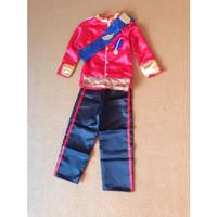 Kostum Prince William / Baju Kostum Pangeran William Kostum Anak