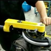 Alat penekuk pipa manual 25 mm tekuk pipa besi manual
