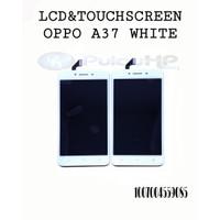 LCD +TOICHSCREEN OPPO A37 WHITE