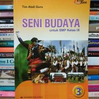 Buku seni budaya untuk SMP kelas 9 ktsp 2006 penerbit erlangga