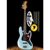 Squier Classic Vibe `60s Jazz Bass - Daphne Blue