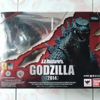SHM SHMonsterarts S.H.Monsterarts Godzilla 2014 bandai