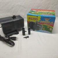 mesin murah kualitas terbaik/mesin kolam ikan/water pump AQUILA P5200
