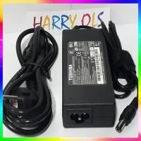 Charger adaptor Laptop ORIGINAL Toshiba A100 A200 A300 M100 15V 5A 75W