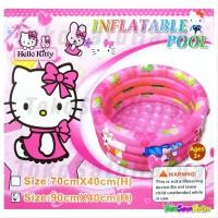 Kolam Renang Anak / Bayi Karakter Hello Kitty Pool 90 cm - Pink akseso