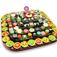 Kue Tampah - Kue Tradisional - Kue Basah 110 pcs - Kue Hantaran