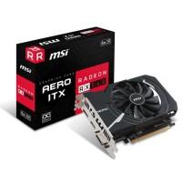 MURAH HOT SALE - MSI RADEON RX 560 4GB DDR5 - AERO ITX 4G OC KEKINIAN