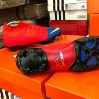 Sepatu Bola Nike Mercurial GS360 Red Blue FG