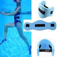 pelampung pinggang / water jogging belt (panjang 72cm, dewasa bisa)