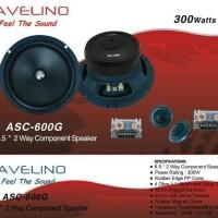 SPEAKER SPLIT HIGH END AVELINO ASC 600G
