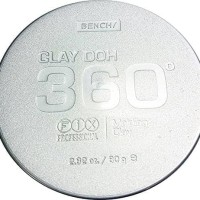 Fix Professional CLAY DOH 360 80gr ORIGINAL 100% [HAIR WAX/POMADE]