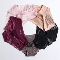 100% Original Celana Dalam Wanita Seamless Renda Lingerie Murah Sexy
